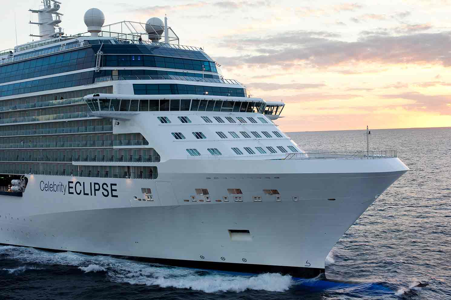 Navio Celebrity Eclipse