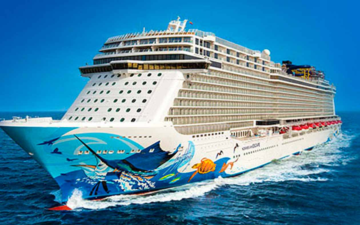 Navio Norwegian Escape