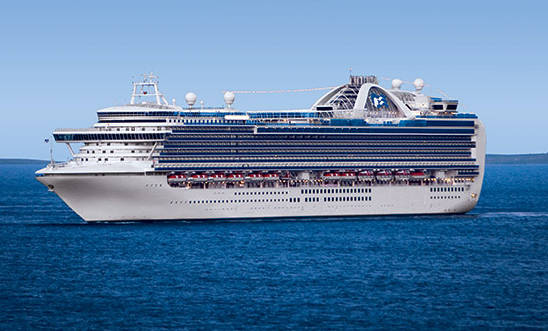Navio Emerald Princess