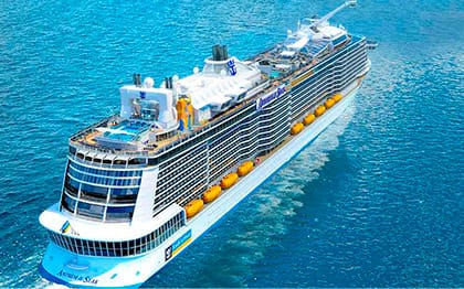 Navio Anthem of the Seas