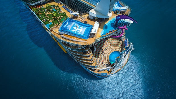 Navio Symphony of the Seas